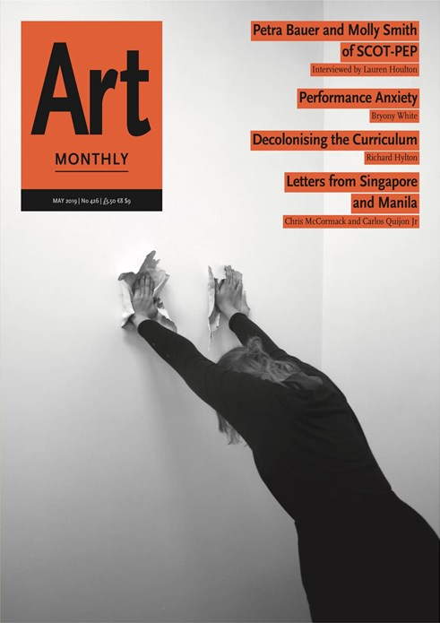 Art Monthly - No 426 - May 2019