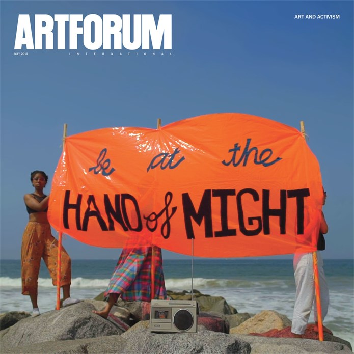 Artforum International - Vol. 57, No. 9 - May 2019