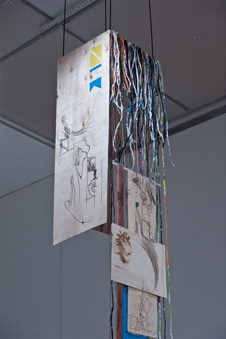 Ifeoma U. Anyaeji: Ezuhu ezu – In(complete): Installation View (05)