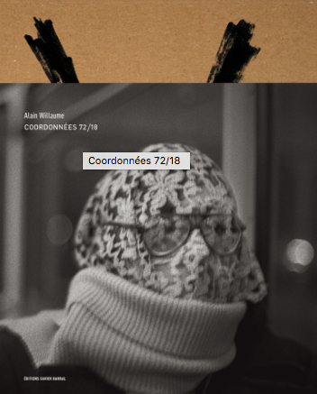 Alain Willaume: Coordonnées 72/18