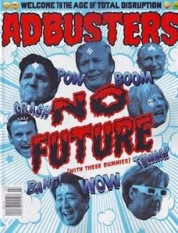 Adbusters - Volume 27 - Number 4 - July/August 2019 - #144