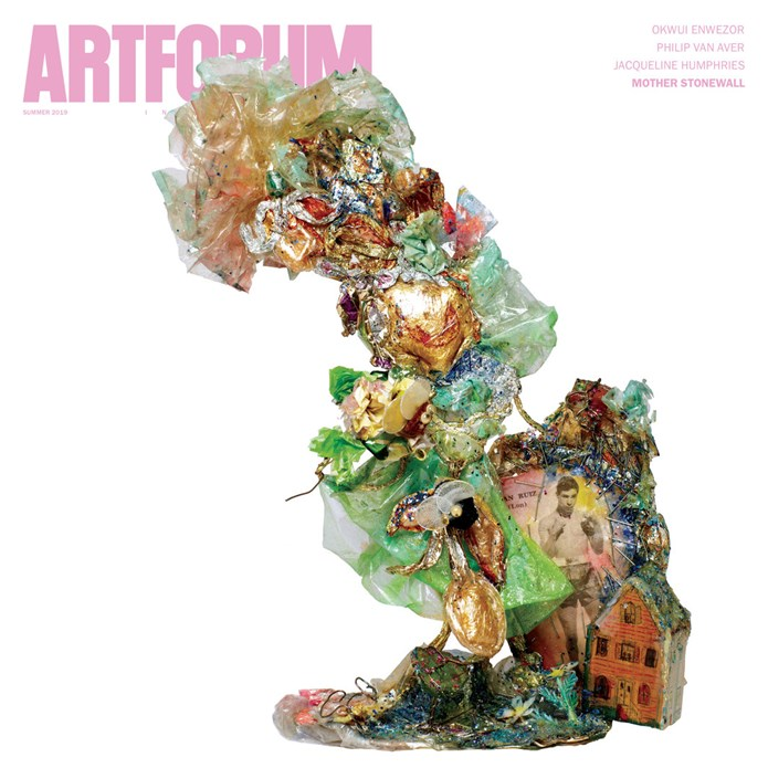 Artforum International - Vol. 57, No. 10 - Summer 2019