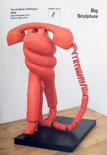 Mick Peter: Big Sculpture