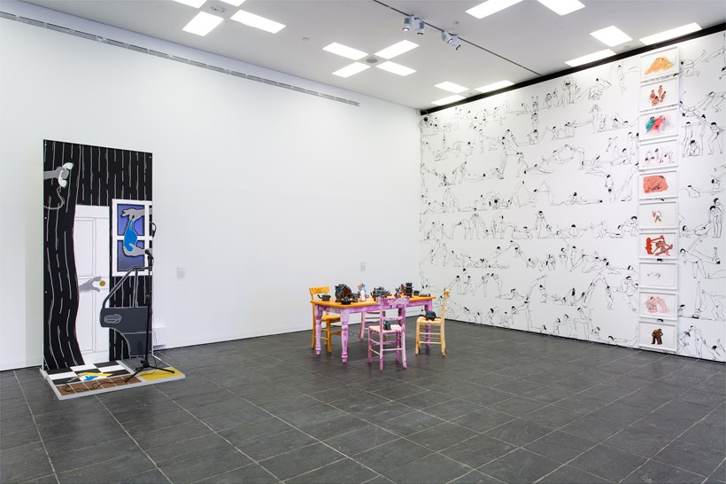 Survey: Installation View (01)