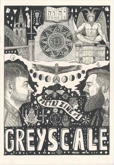 Greyscale: Poetry Zine #1