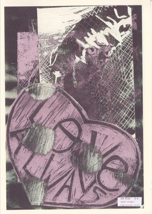 Jade Blood: Images scanned from original prints