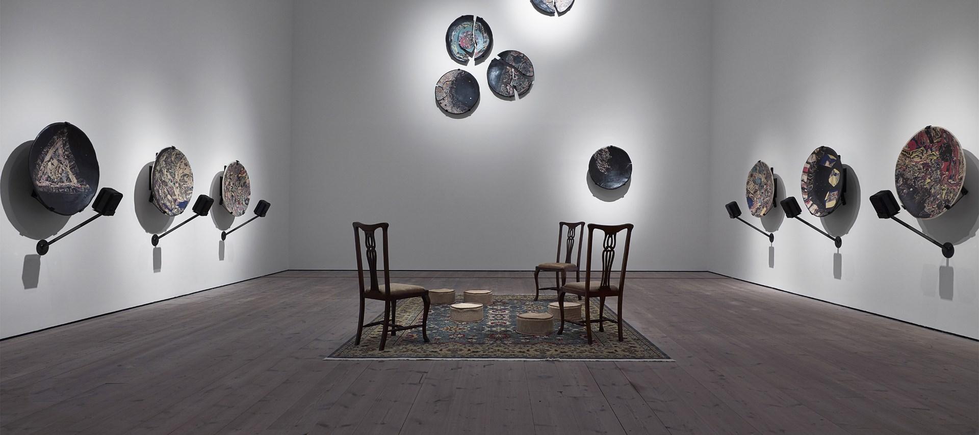 Serena Korda: Missing Time: Installation View. Image credit: John McKenzie © BALTIC