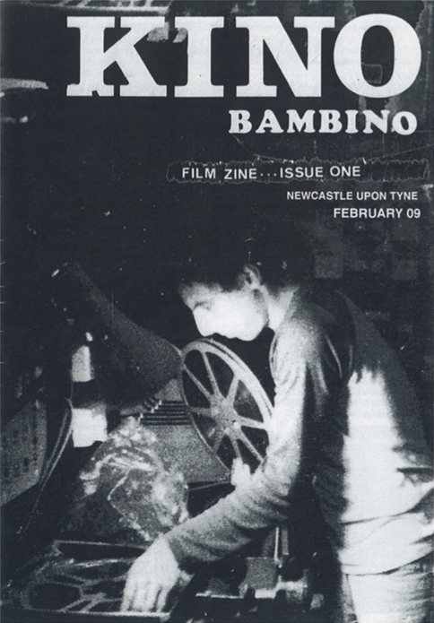 Kino Bambino: Film Zine Issue One