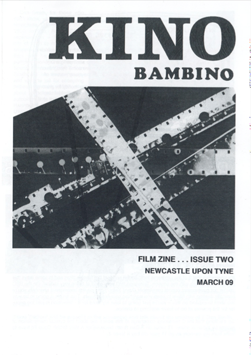 Kino Bambino: Film Zine Issue Two