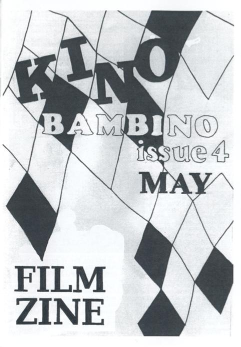 Kino Bambino: Film Zine Issue Four