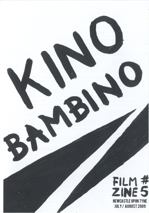 Kino Bambino: Film Zine Issue Five