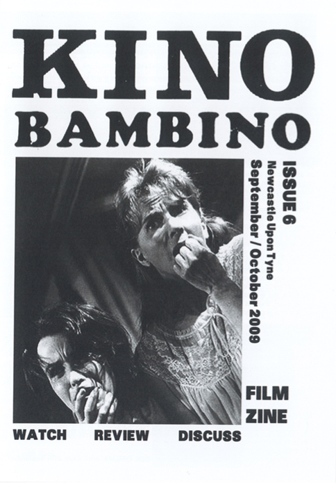 Kino Bambino: Film Zine Issue Six
