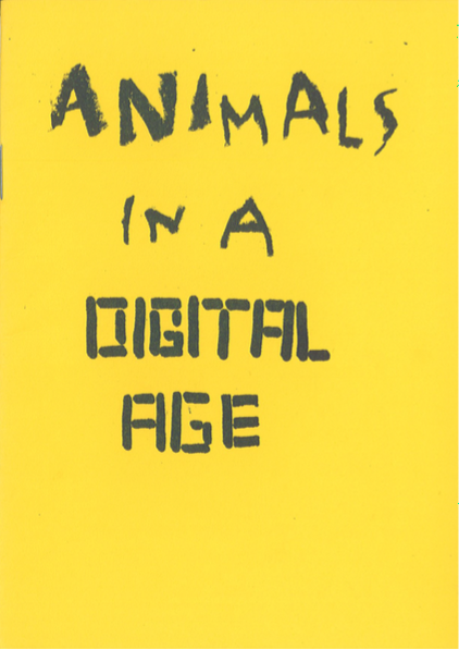 Sofia Niazi: Animals in a Digital Age