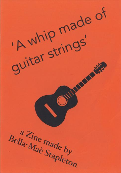 Bella-Maè Stapleton: A Whip Made of Guitar Strings