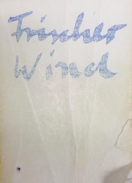 Jan Voss: Frischer Wind