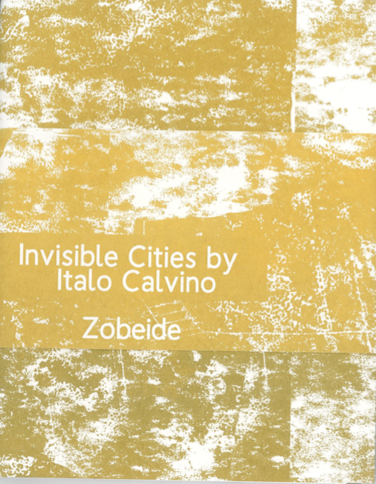 Italo Calvino: Invisible Cities
