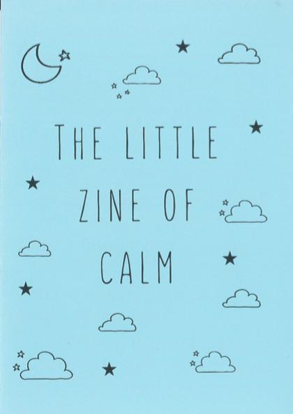 Zulaikha: The Little Zine of Calm