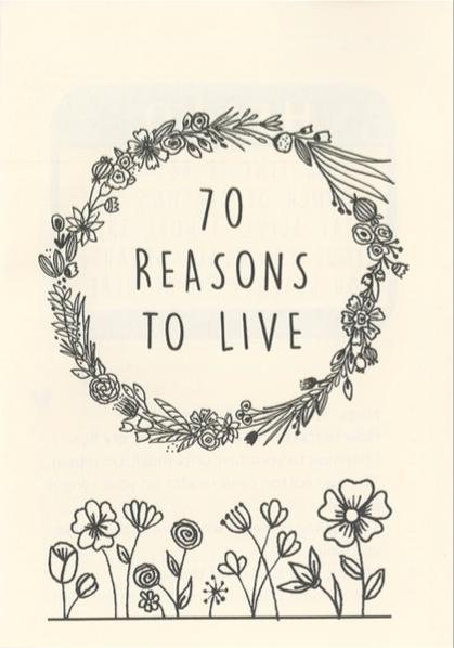 Zulaikha: 70 Reasons to Live