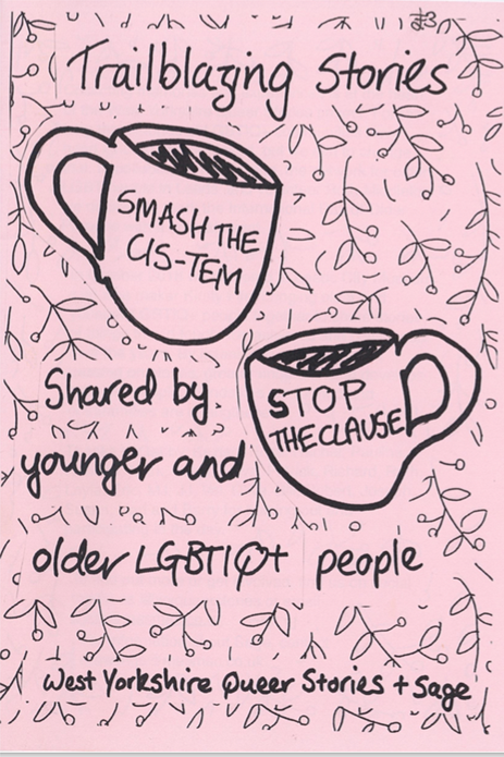 Kirsty Fife: Trailblazing Stories shared by younger and older LGBTIQ+ people