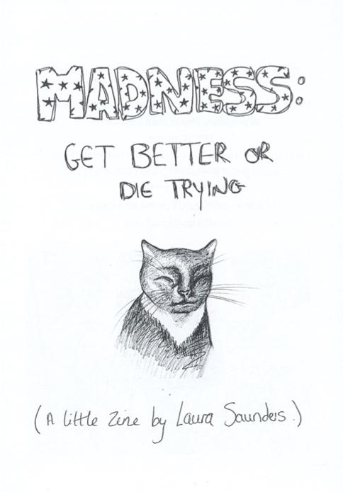 Laura Sanders: Madness: Get Better or Die Trying
