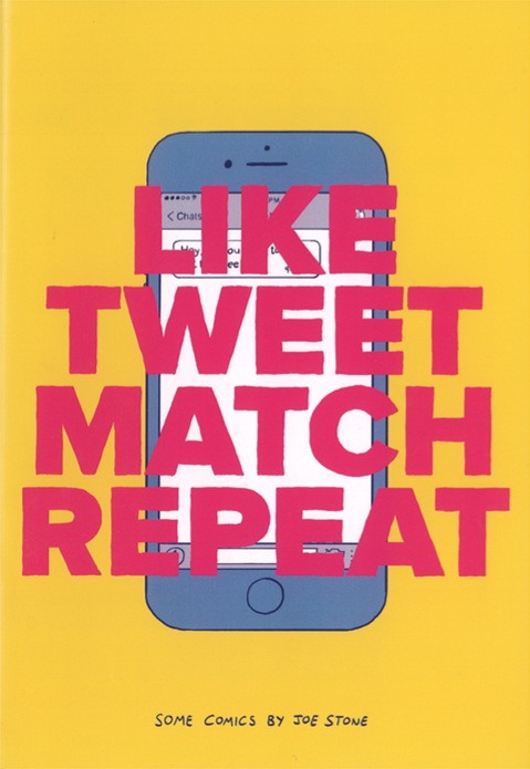 Joe Stone: Like Tweet Match Repeat