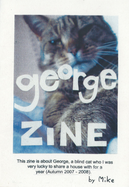 George Zine (by Mike)