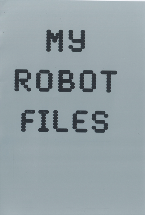 My Robot Files