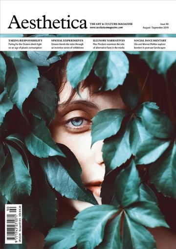 Aesthetica: The Art and Culture Magazine - Issue 90 - August/September 2019