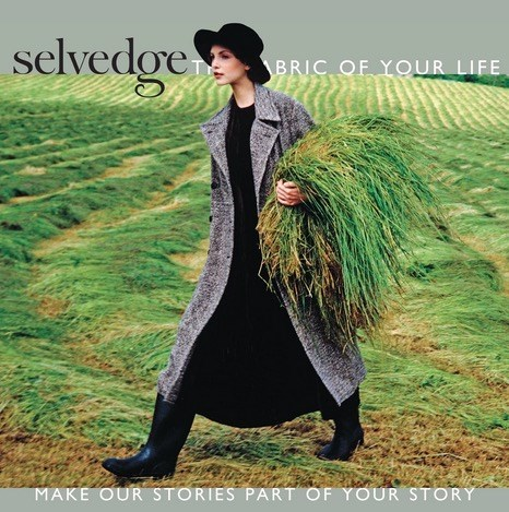 Selvedge - the fabric of your life #90