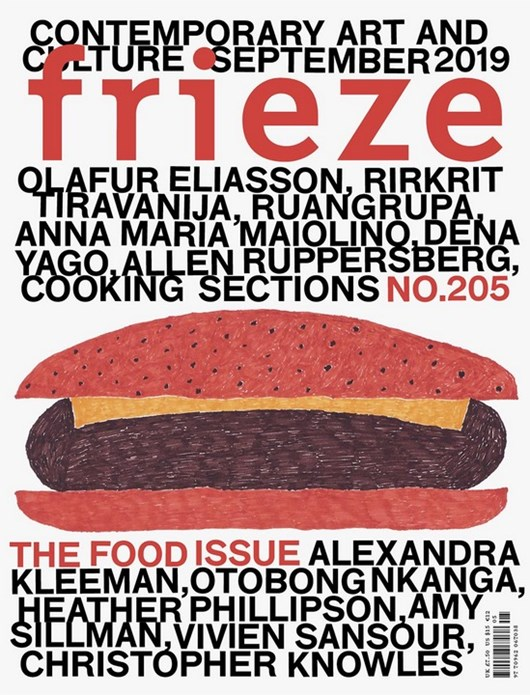 Frieze - Issue 205 - September 2019