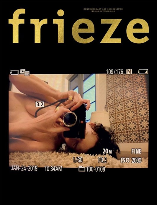 Frieze - Issue 206 - October 2019