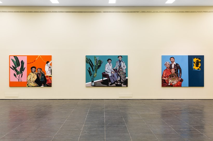 Joy Labinjo: Our histories cling to us: Installation View (04)