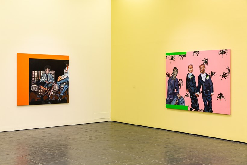 Joy Labinjo: Our histories cling to us: Installation View (06)