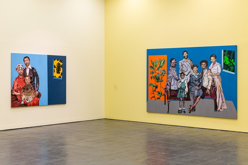 Joy Labinjo: Our histories cling to us: Installation View (07)
