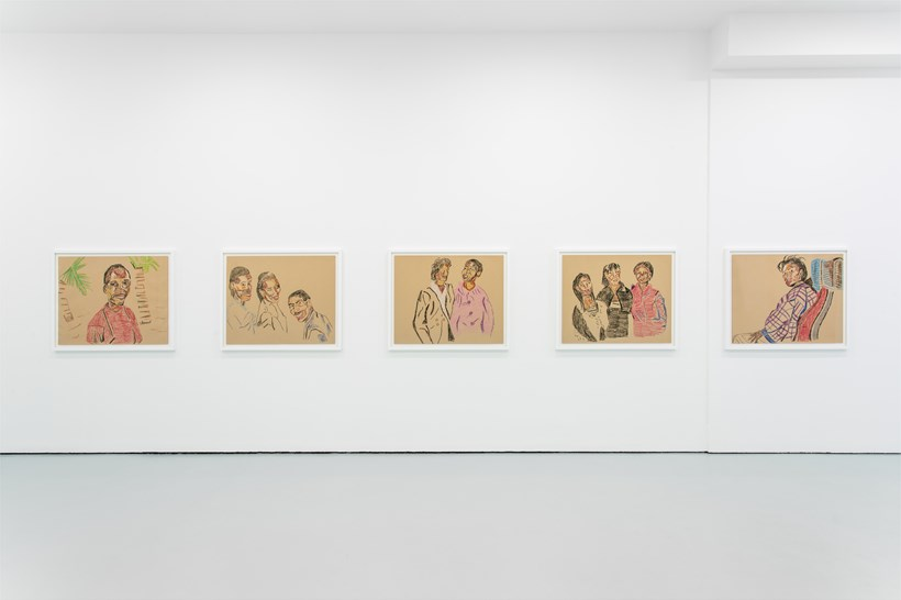 Joy Labinjo: Our histories cling to us: Installation View (08)