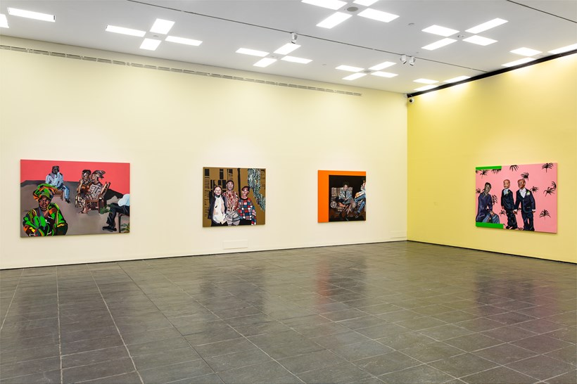Joy Labinjo: Our histories cling to us: Installation View (09)