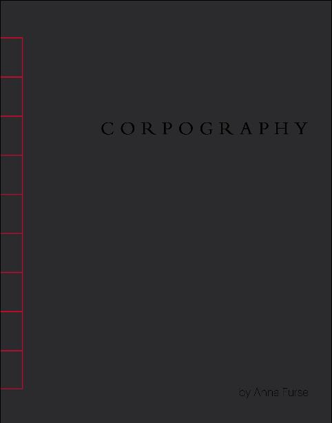 Anna Furse: Corpography