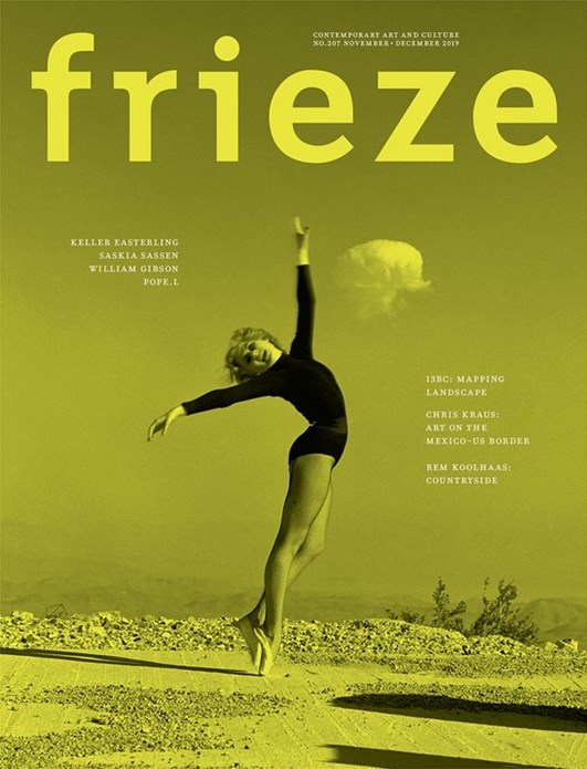 Frieze - Issue 207 - November - December 2019
