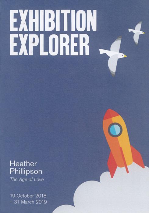 EXHIBITION EXPLORER: Activity Booklet: Heather Phillipson