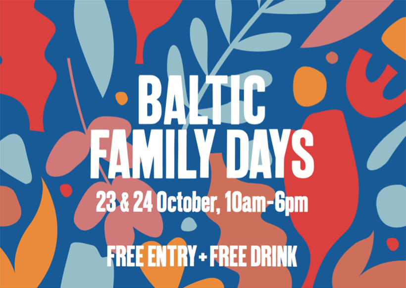 BALTIC Family Days October 2019