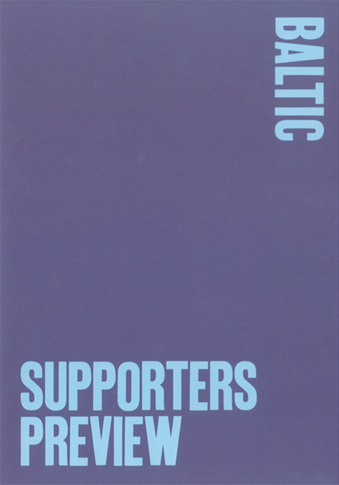Judy Chicago / Animalesque: Supporters Preview Card