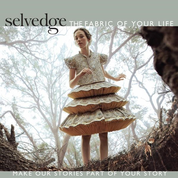Selvedge - the fabric of your life #91