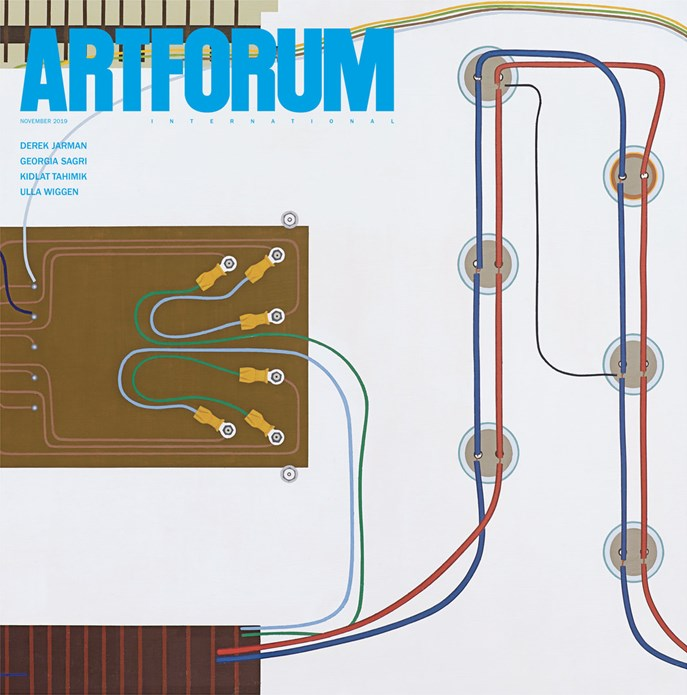 Artforum International - Vol. 58, No. 3 - November 2019