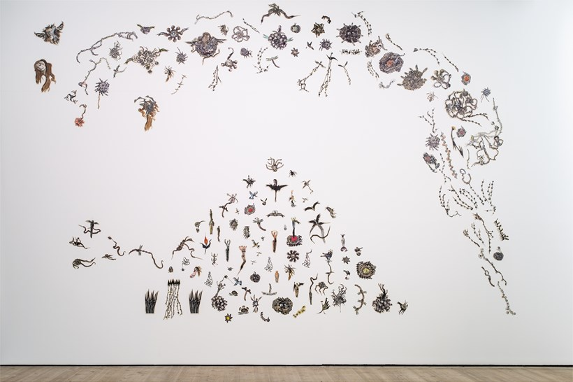 Animalesque / Art Across Species and Beings: Installation View (07)