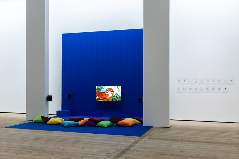 Animalesque / Art Across Species and Beings: Installation View (08)