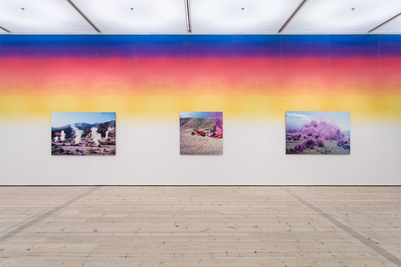 Judy Chicago: Installation View (05)