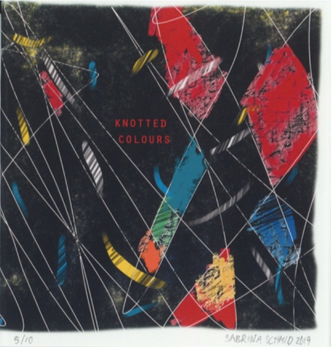 Sabrina Schmid: Knotted Colours