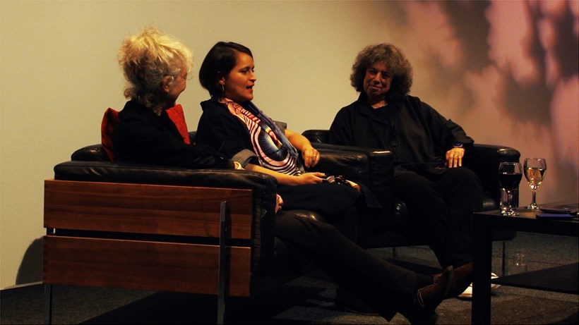 Judy Chicago: Irene Aristizábal in conversation with Frances Borzello and Diane Gelon