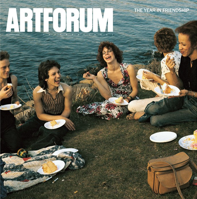 Artforum International - Vol. 58, No. 4 - December 2019