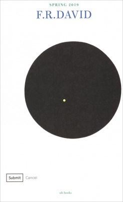 F. R. David Spring 2019 - Black Sun